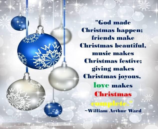 Merry Christmas Wishes, Greetings, Quotes for friends