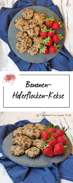 Bananen-Haferflocken-Kekse | Rezept | Backen | Gebäck | Weight Watchers
