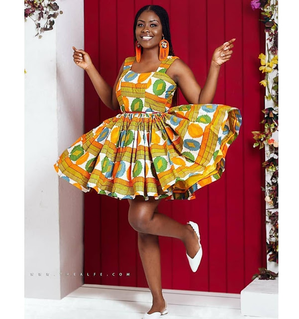 2019 Ankara Styles for Beautiful Queens
