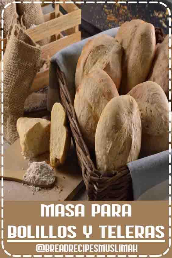 Esta receta te enseñará el paso a paso para que puedas hacer tu propio pan en casa. Aprende a hacer bolillos y teleras deliciosos para acompañar tus platillos. i #Bread #Recipes #homemade