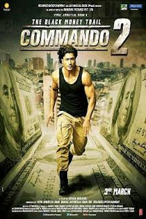Sinopsis Film India Commando 2 (2017)