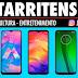 Os cinco melhores celulares pra você comprar por até R$ 1.000