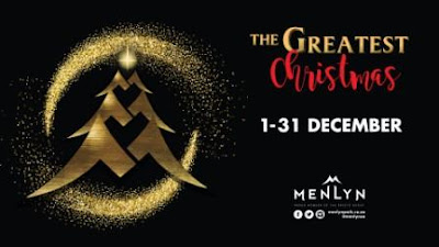 The Greatest Christmas at Menlyn banner