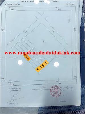Bán đất xã Cuôr Đăng Huyện Cư M'gar BMT 215 triệu