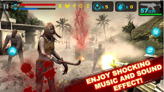 Zombie Frontier 3 Mod Apk v1.4.6 Unlimited Money + Gems + Energy