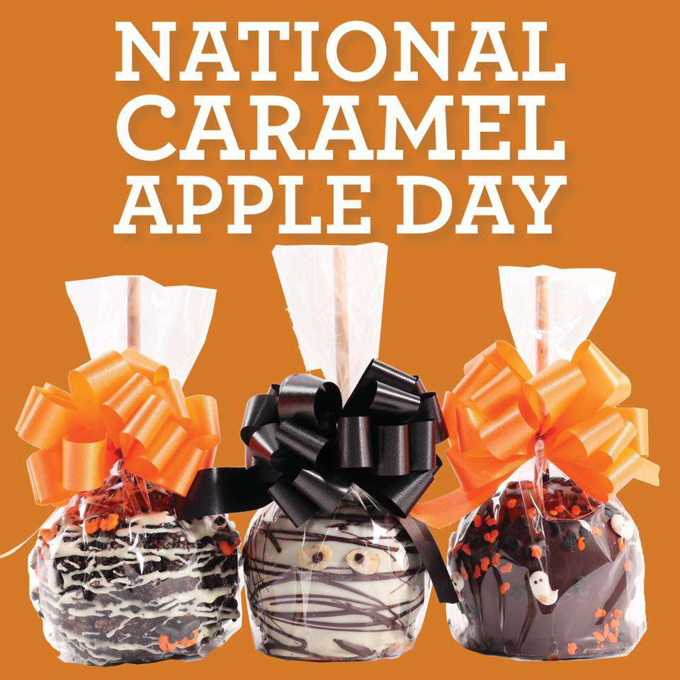 National Caramel Apple Day Wishes Awesome Picture