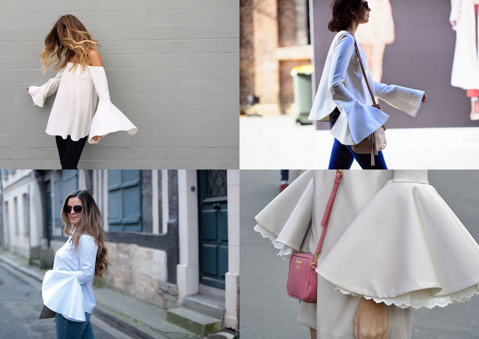 trend: bell-sleeve