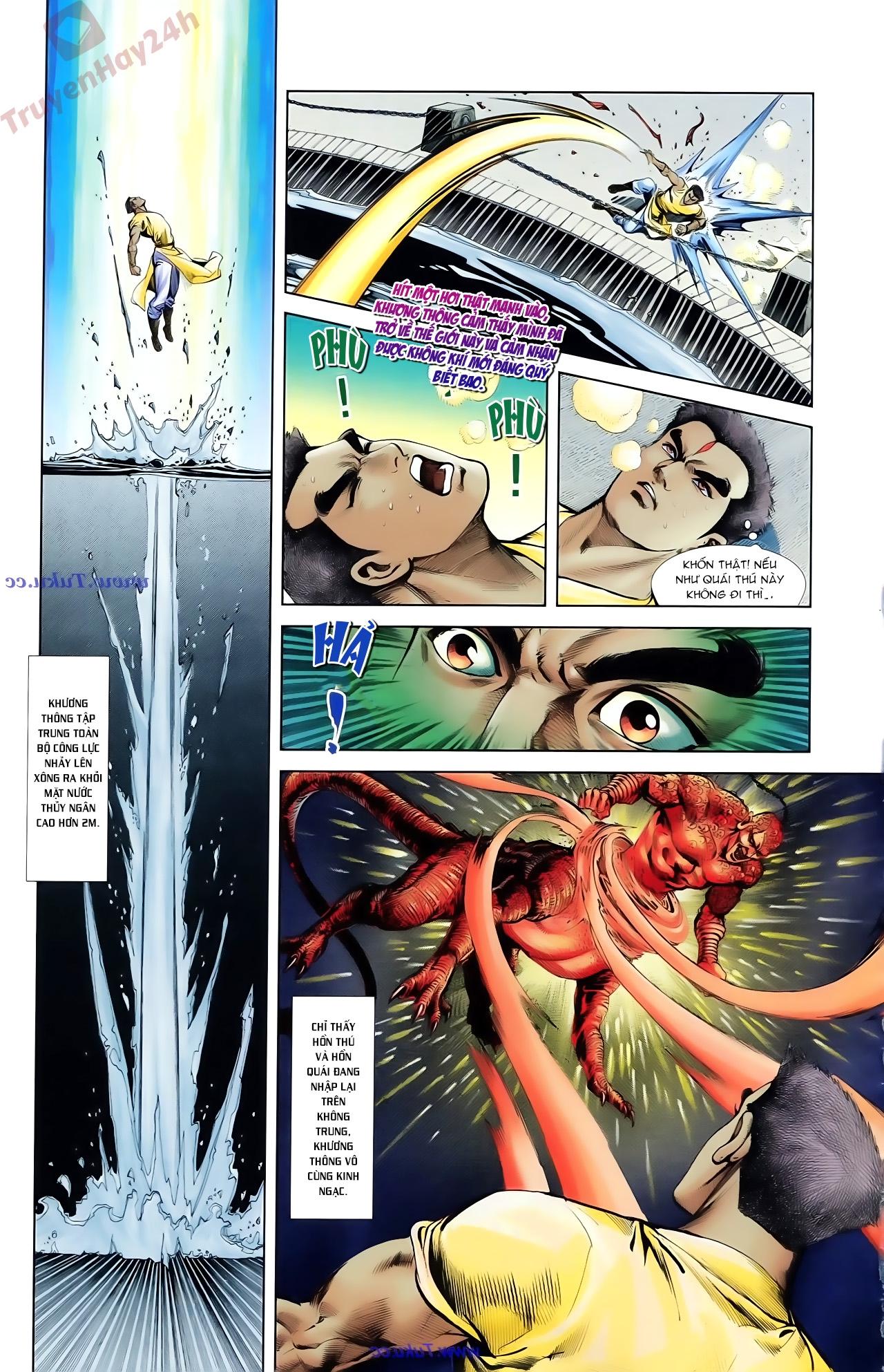 Cơ Phát Khai Chu Bản chapter 81 trang 10