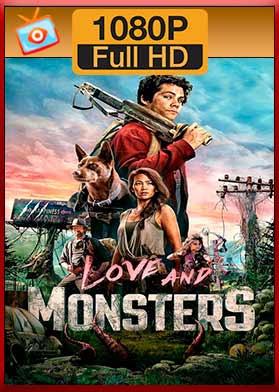 Descargar Amor y Monstruos pelicula completa latino hd