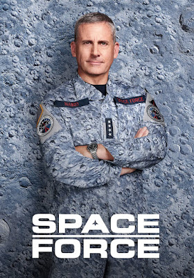 Space Force (TV Series) S01 DVDHD Dual Latino 5.1 + Sub FORZADOS 2DVD