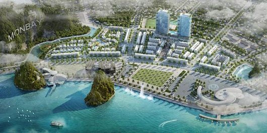 dự án Mon Bay