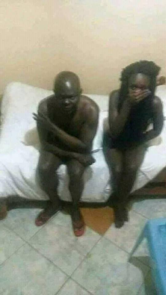 pic%2Blodging%2B2 - Who knows these two, Sponsor & slay-queen, the PHOTOs are trending and they were having SEX in a lodging
