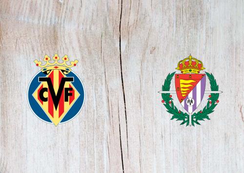 Villarreal vs Real Valladolid -Highlights 21 September 2019
