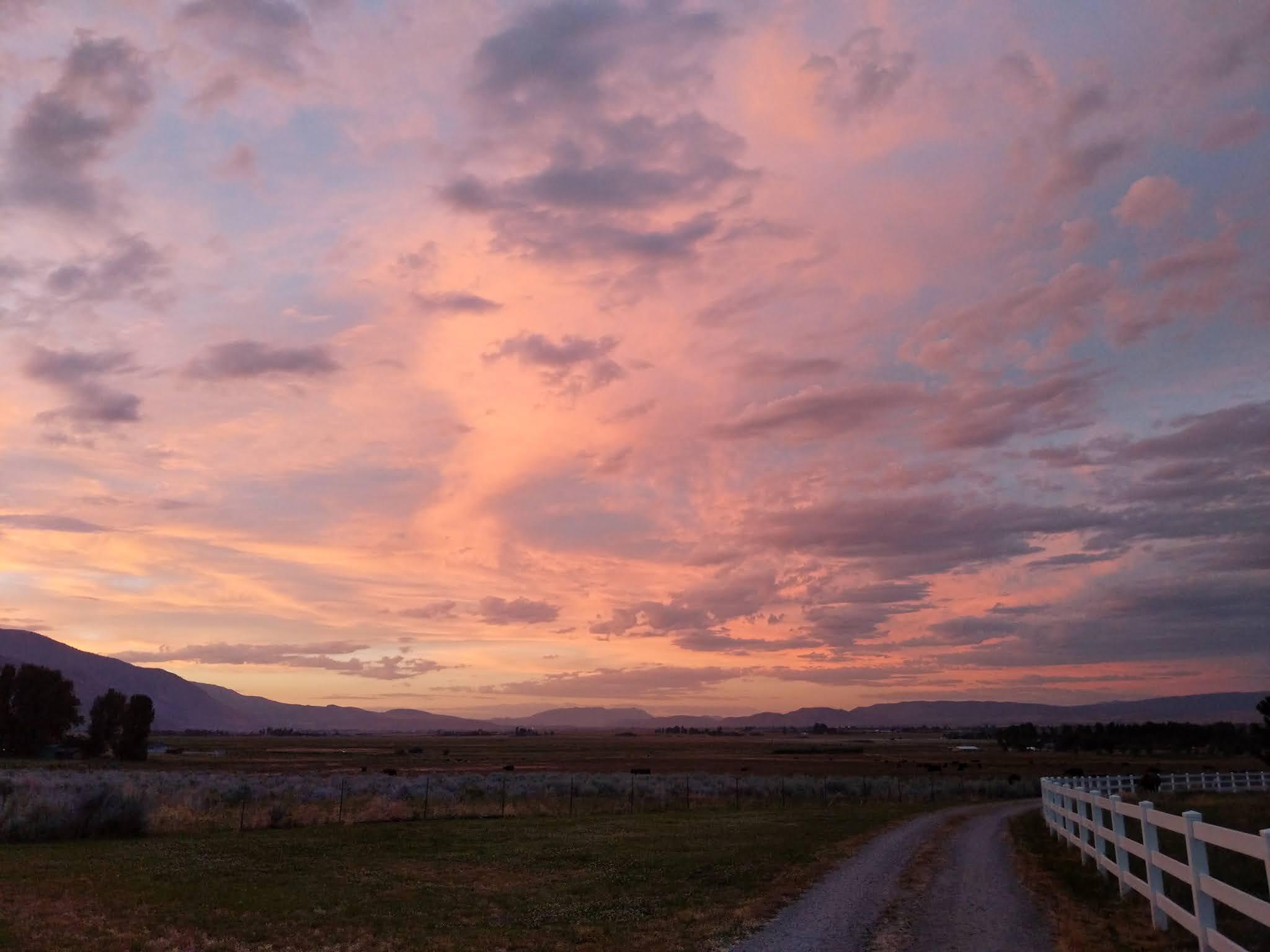 Nevada Sunset