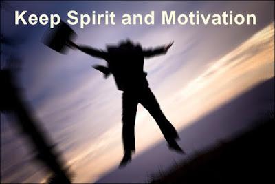 Cara Memacu Motivasi dan Semangat Bisnis Kita