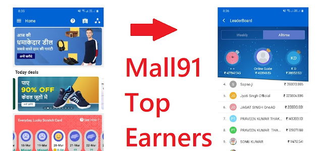 Mall91 App Review