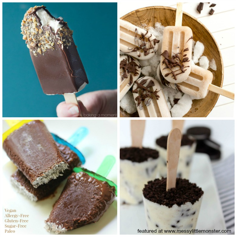 10 Chocolate Popsicle Recipes for the Whole Family