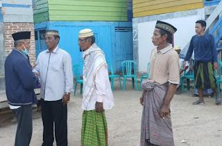 Sapa Masyarakat Bajo Pulo, H Arifin Janji Maksimalkan Pengembangan Potensi Kelautan
