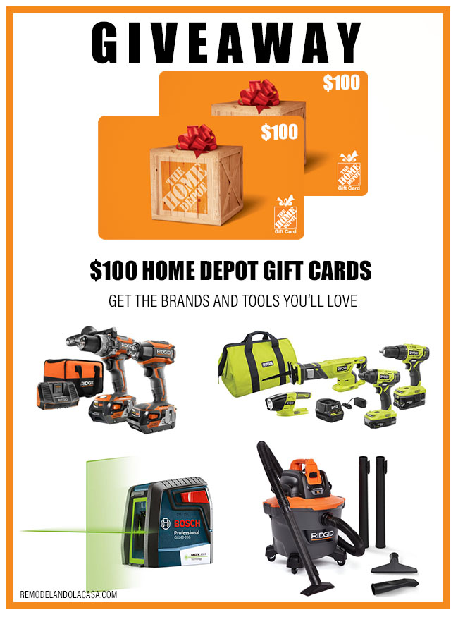 get the tools you'll love! #homedepot