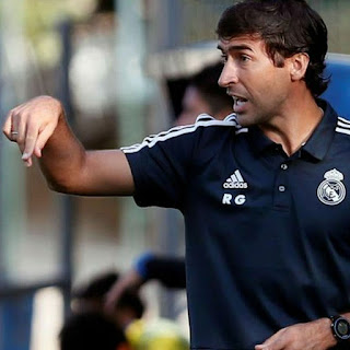 Raul delighted as Real Madrid youth reach UEFA Youth League final.