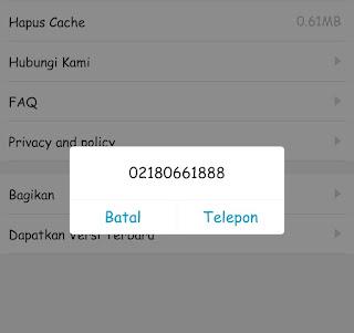 nomor telepon j&t express