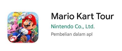 Game Terbaru Android Mario Kart Tour Balap di Seluruh Dunia