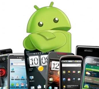Sistema operativo Android smartphone