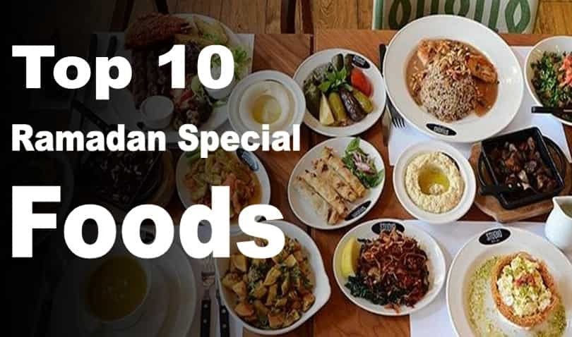 10 best high energy foods to eat in this Ramadan