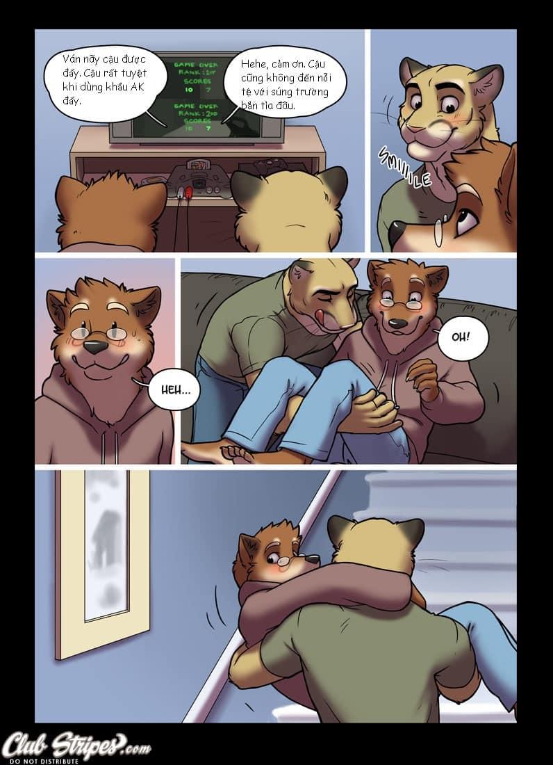 Trang 4 - Người bạn bé nhỏ 3 () - Truyện tranh Gay - Server HostedOnGoogleServerStaging