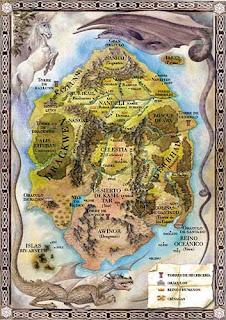 Mapa de Idhún