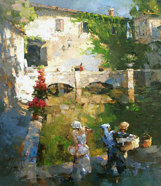 Oil Paintings by Artist Alexi Zaitsev