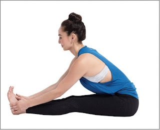 Easy and Effective Yoga Poses to Sleep Fast - Seated Forward Bend Yoga