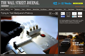 Cannatest in The Wall Street Journal