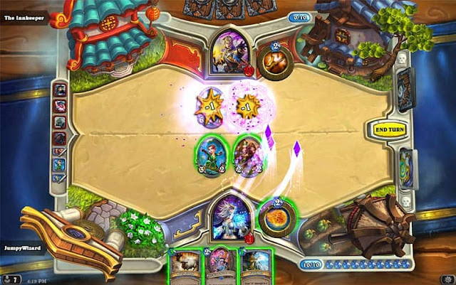 HEARTHSTONE HEROES OF WARCRAFT: Official Game Direct Free download