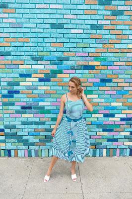 Los Angeles Santa Monica Walls