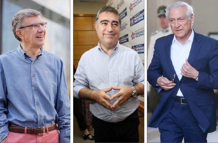 Análisis a los tres políticos que les fue mejor en la Cadem