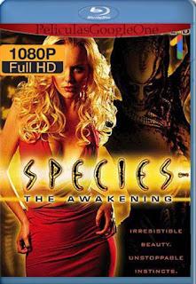 Species 4 El Despertar [2007] [1080p BRrip] [Latino-Inglés] [GoogleDrive] RafagaHD