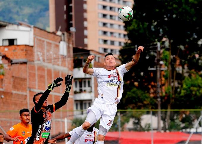¡Imperdible! Las postales que dejó el empate entre DEPORTES TOLIMA y Envigado en el Polideportivo Sur