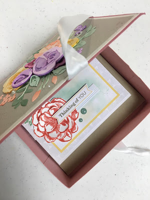 www.stampingwithsusan.com, Aimee Slocum, Flower Box, Susan LaCroix,
