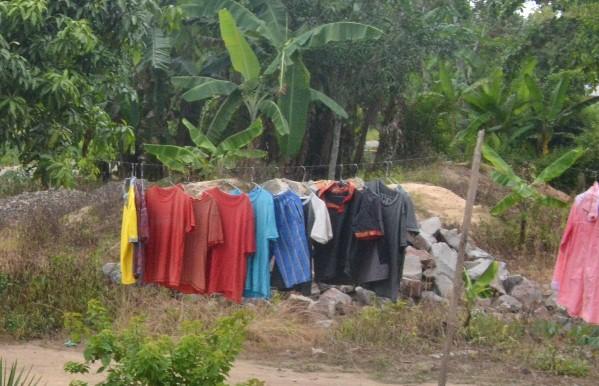 Tragisnya Kisah Si Pencuri Jemuran Tetangga
