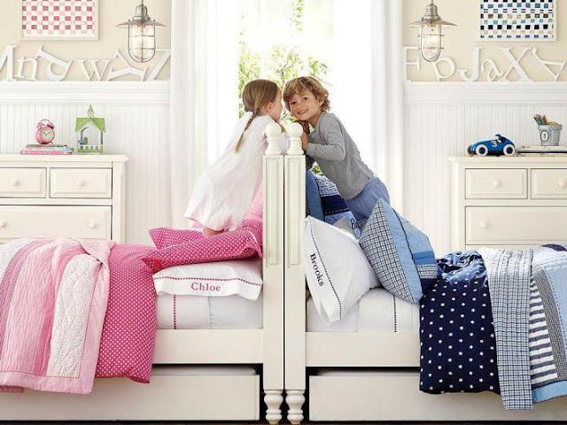 تجنب أخطاء تزيين غرفة النوم المشتركة
