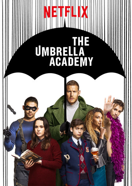 The Umbrella Academy (2019) Temporada 1 NF WEB-DL 1080p Latino
