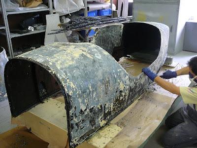 Guida al restauro: la verniciatura