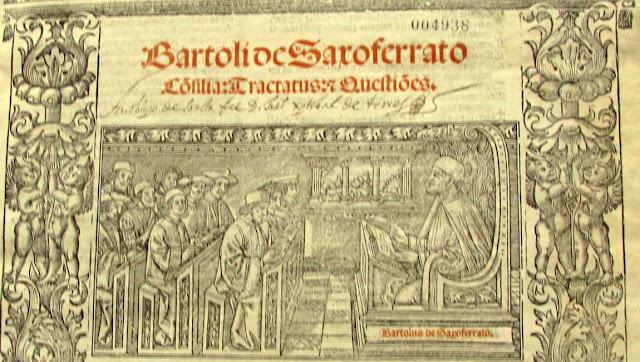 Comentaristas y Derecho romano