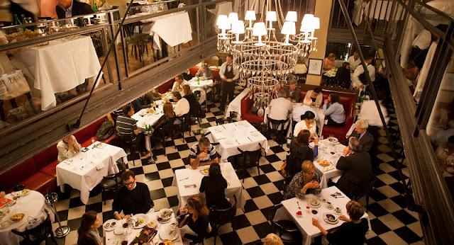 Restaurante Fervor na Recoleta