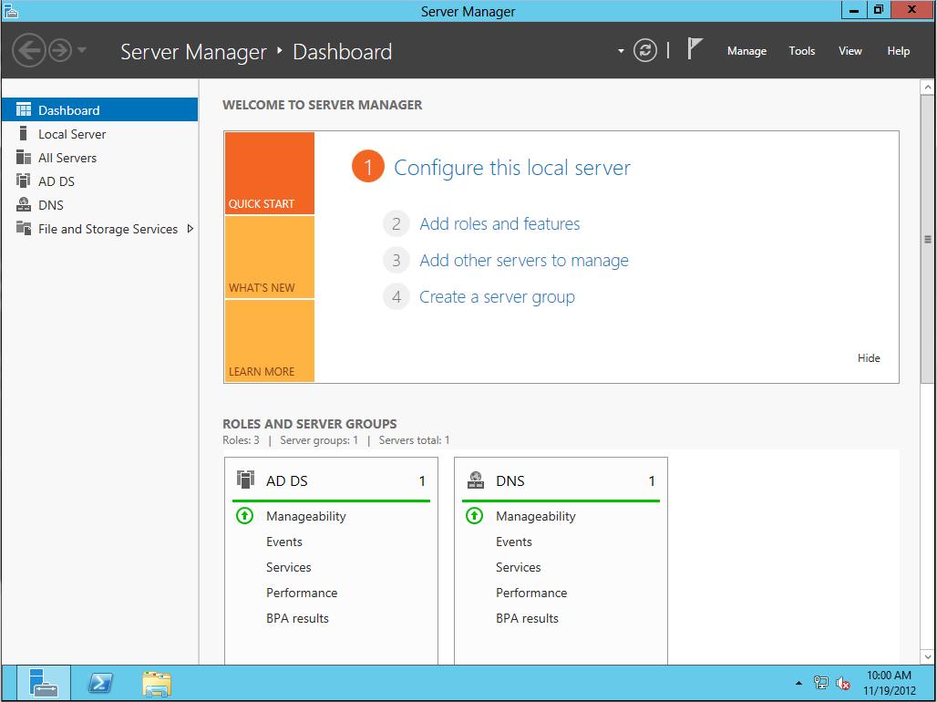 Greg's Technobabble: Enabling LDAP SSL in Windows 2012 (Self