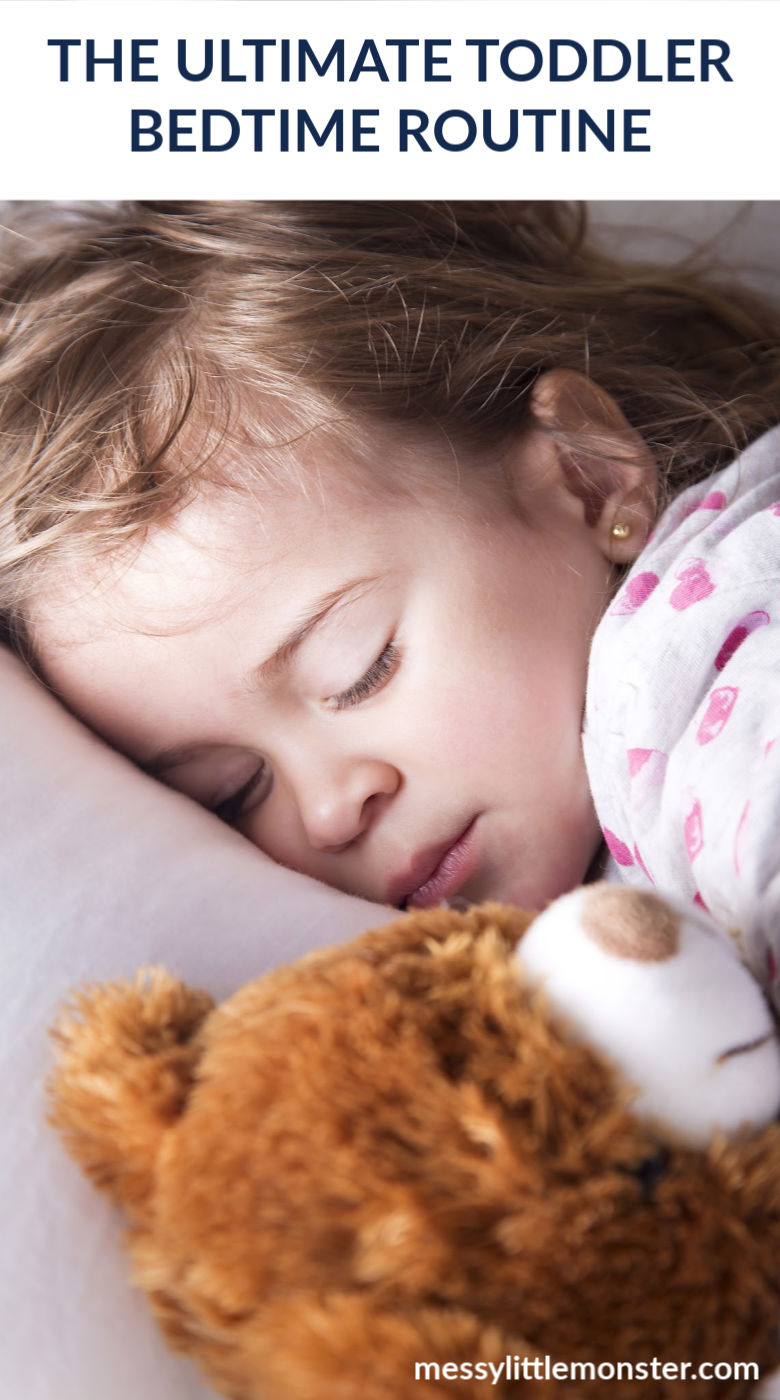 the ultimate toddler bedtime routine