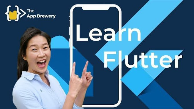Introduction to Flutter Development Bootcamp Using Dart [Free Online Course] - TechCracked