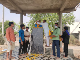 आधुनिक भारत और संविधान निर्माता डॉ बाबा साहेब भीम राव अम्बेडकर जी का जन्मोत्सव मनाया