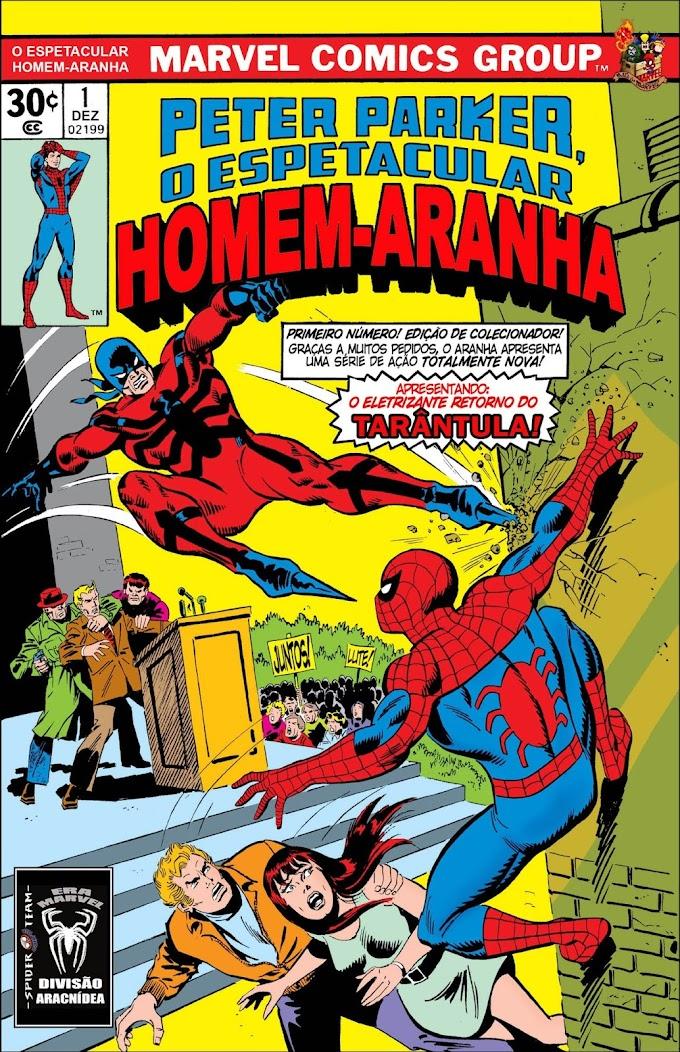 Peter Parker, O Espetacular Homem-Aranha Vol.1 #001 à 132 (1976)
